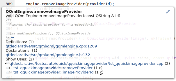 Woboq Code Browser: under the hood